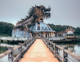 Công viên bị bỏ hoang của Việt Nam liên tục xuất hiện trên báo nước ngoài