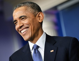 Tổng thống Obama trở thành biểu tượng văn hóa đại chúng Mỹ như thế nào?