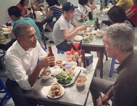 Người ngồi ăn bún chả với Tổng thống Obama là ai?