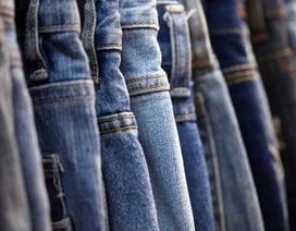 Những con số bí mật của… quần jeans