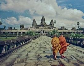 Tìm thấy những thành phố cổ khổng lồ ẩn dưới thảm rừng Campuchia