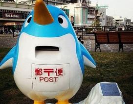 Sự tái sinh của những thùng thư bưu điện bị quên lãng