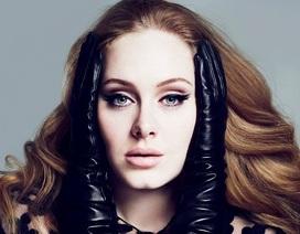 Adele lần đầu tiên vượt qua nỗi sợ sân khấu lớn