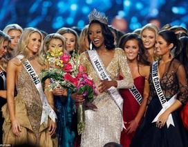 Những thay đổi mang tính dự báo của các cuộc thi nhan sắc Mỹ