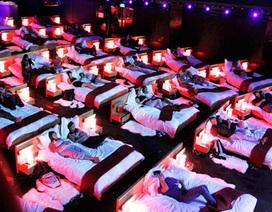 """Những rạp chiếu phim gây """"sốt"""" trên thế giới"""