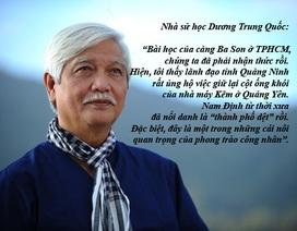 """Hiến tặng """"Tiến quân ca"""" và câu chuyện về nhà máy dệt Nam Định"""
