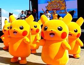 """Pokemon """"hồi sinh rực rỡ"""" sau 20 năm ra mắt công chúng"""
