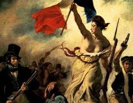 Tinh thần và vẻ đẹp Pháp khắc họa ngoạn mục trong siêu phẩm hội họa