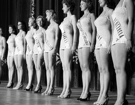 Sự giản dị không ngờ của cuộc thi Hoa hậu Hoàn vũ đầu tiên
