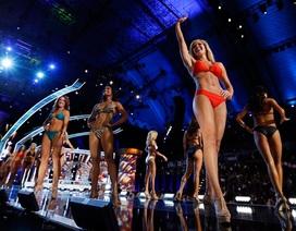Vận động viên Olympic huyền thoại trở thành giám khảo Hoa hậu