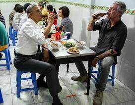 Thông điệp đầy hy vọng của ông Obama khi ăn bún chả Hà Nội