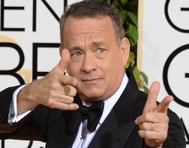 Đang chạy bộ, tài tử Tom Hanks bỗng trở thành chứng nhân hôn lễ