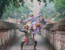 Vẻ đẹp trong vũ điệu truyền thống của người Thái