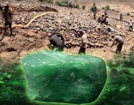 Tìm thấy khối ngọc khổng lồ trị giá… 170 triệu USD