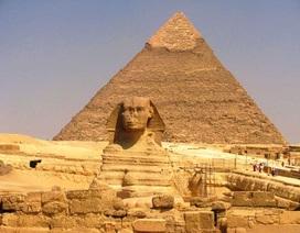 Tìm thấy không gian bí ẩn bên trong lòng Đại kim tự tháp Giza