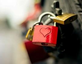 Đấu giá khóa tình yêu để nhớ về một trào lưu đã mất