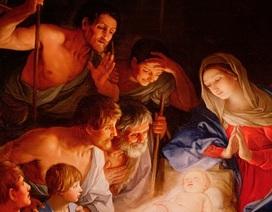 Không khí Giáng sinh trong 15 siêu phẩm hội họa