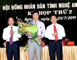Nghệ An: Bầu thêm Phó Chủ tịch UBND tỉnh