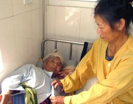 Cắt bỏ khối u ác tính cho mẹ Việt Nam anh hùng 99 tuổi