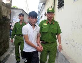 Hàng chục người dân truy bắt sinh viên ăn cắp xe máy