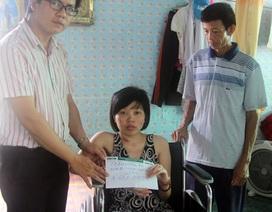 Gần 5 triệu đồng đến với em Trần Thị Hồng Ân