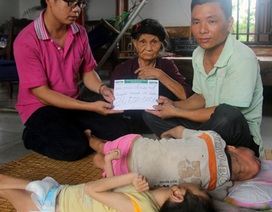 Hơn 26 triệu đồng đến với gia đình anh Nguyễn Du Thể