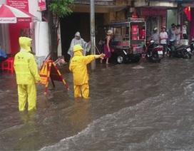 Hà Nội huy động 2.000 người chống ngập lụt ngày Quốc khánh