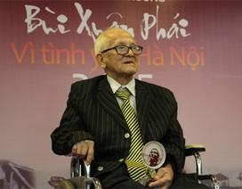 Nhà nghiên cứu Giang Quân đoạt Giải thưởng Bùi Xuân Phái