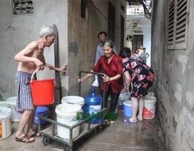 """Người Hà Nội sắp """"quên"""" câu chuyện thiếu nước sạch?"""