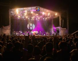 Rực rỡ Lễ hội âm nhạc quốc tế Gió Mùa