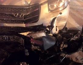 Trốn chạy sau va chạm giao thông, ô tô 7 chỗ làm 3 người thương vong