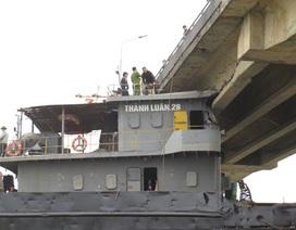 Vụ tàu thủy đâm vỡ dầm cầu: Tính phương án làm dầm bê tông nổi