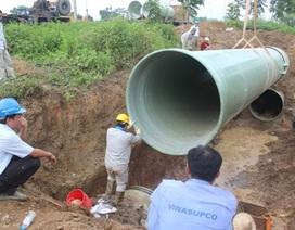 """""""Nên dùng ống của các nước G7 cho dự án đường nước sông Đà"""""""