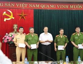 """Vụ bắt tội phạm ma túy, thu cả """"kho"""" vũ khí: Thưởng """"nóng"""" Công an Lạng Sơn"""