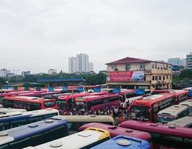 """Nghệ An xin """"hủy"""" kế hoạch điều chuyển xe từ Mỹ Đình về Nước Ngầm"""