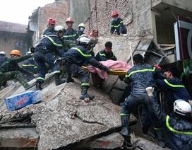 Đề xuất khởi tố vụ án hình sự vụ sập nhà 4 tầng ở Hà Nội