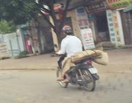 Vụ chở thi thể bằng xe máy: Gia đình bệnh nhân không yêu cầu hỗ trợ ô tô