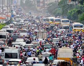 Kiên quyết dẹp 3.000 taxi ngoại tỉnh hoạt động ở Hà Nội