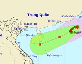 Bão số 6 diễn biến phức tạp, tiếp tục tiến về Hồng Kông - Trung Quốc