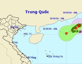 Bão số 6 di chuyển chậm, khả năng suy yếu thành áp thấp nhiệt đới
