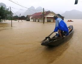 """""""Đau đầu"""" đối phó với biến đổi khí hậu"""