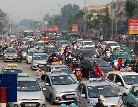 """""""Không để taxi ngoại tỉnh """"lang thang"""" kiếm khách ở Hà Nội"""""""