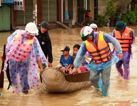 Khẩn trương khôi phục sản xuất ở các tỉnh vừa chịu mưa lũ