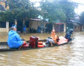 Thủ tướng chỉ đạo đối phó mưa lũ, cứu trợ nhân dân