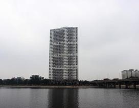 """Xâm nhập tòa chung cư cao 37 tầng xây vượt phép của """"đại gia điếu cày"""""""