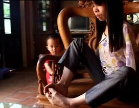Đôi chân kỳ diệu của cô gái không tay