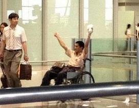 Sân bay Bắc Kinh bị đánh bom