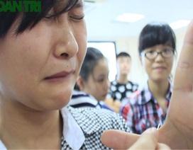 Những hình ảnh rùng mình tại lớp học gây đau đớn ở Hà Nội