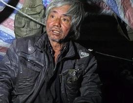 """Sự thật về gia cảnh """"người rừng"""" sống bên sông Tô Lịch"""