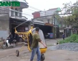 Sự thực việc người chế tạo trực thăng 'made in Vietnam' bị lập biên bản